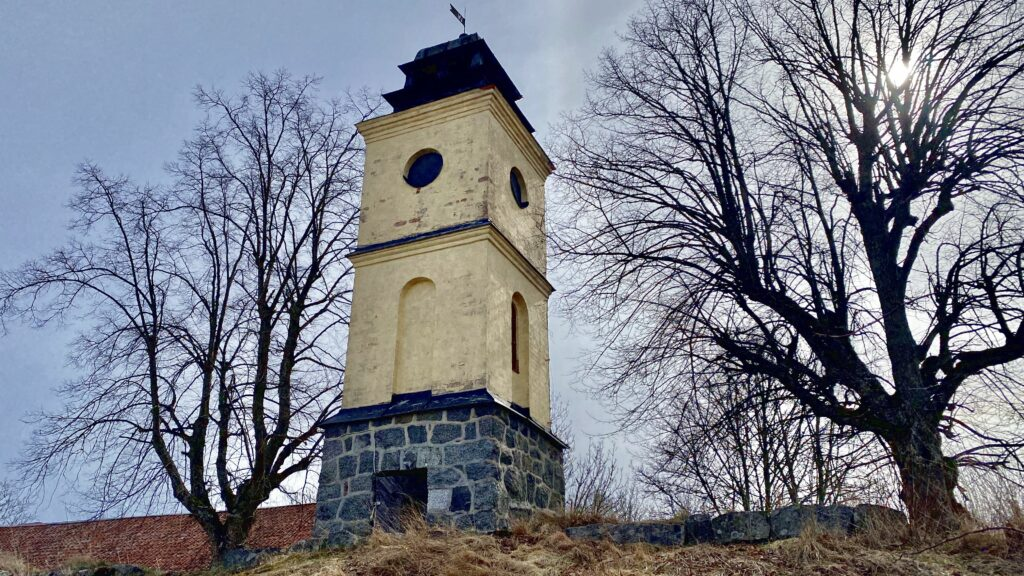 Klockstapel vid Wenngarns slott