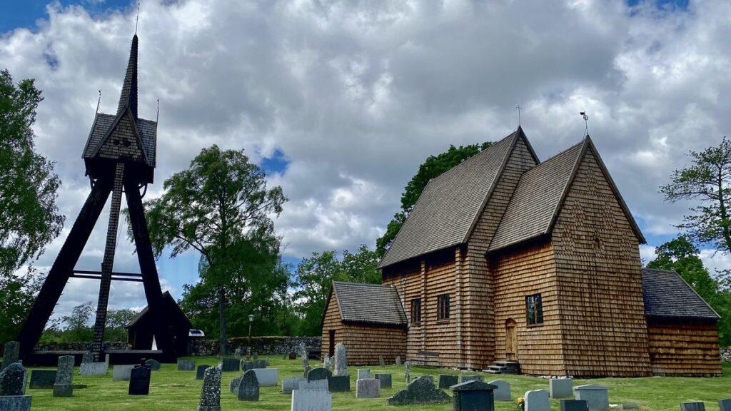 Granhults kyrka - Sveriges äldsta träkyrka