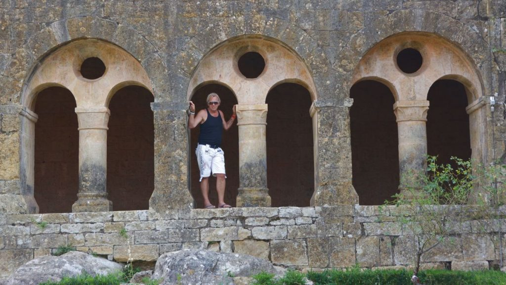 Klostret Le Thoronet