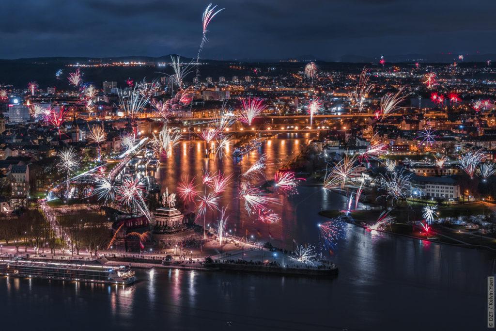 Festivaler i Tyskland - Rhein in flammen