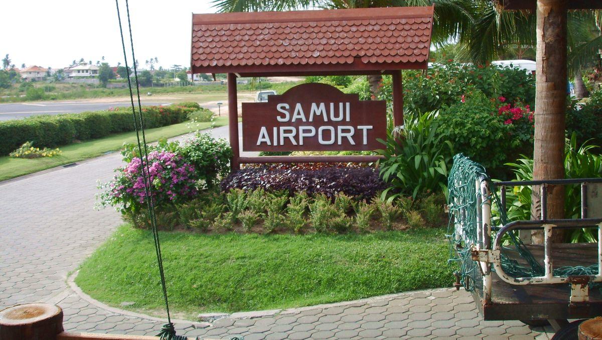 Semester på Koh Samui