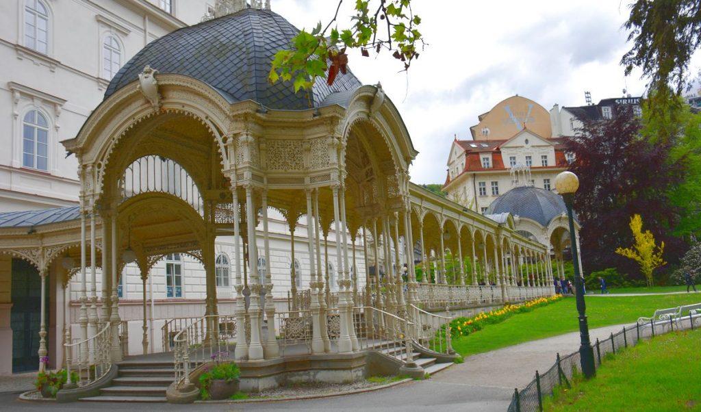 Kolonada i Karlovy Vary
