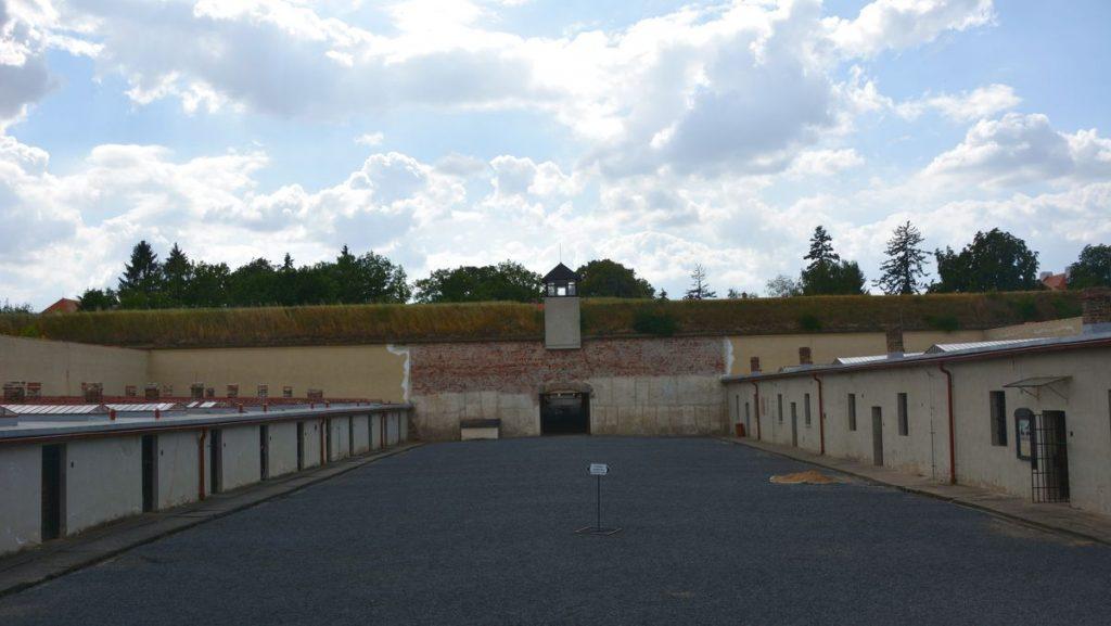 Koncentrationslägret i Terezin