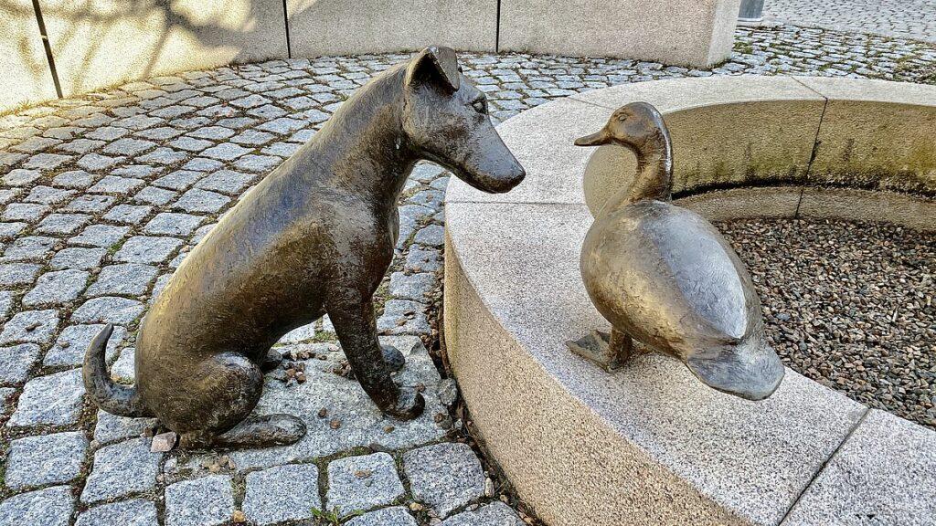 Göra i Nyköping - skulpturvandring