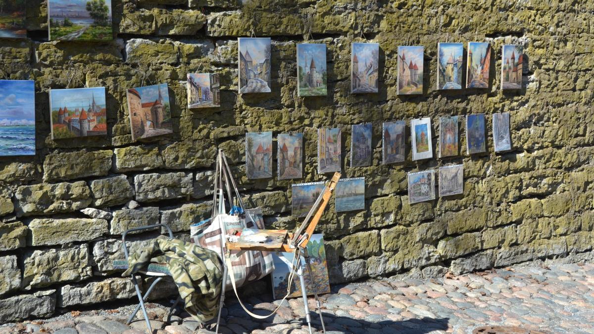 Konst i Tallinn