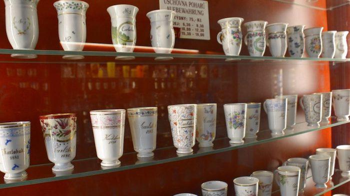 Porslinsmuseum i Loket
