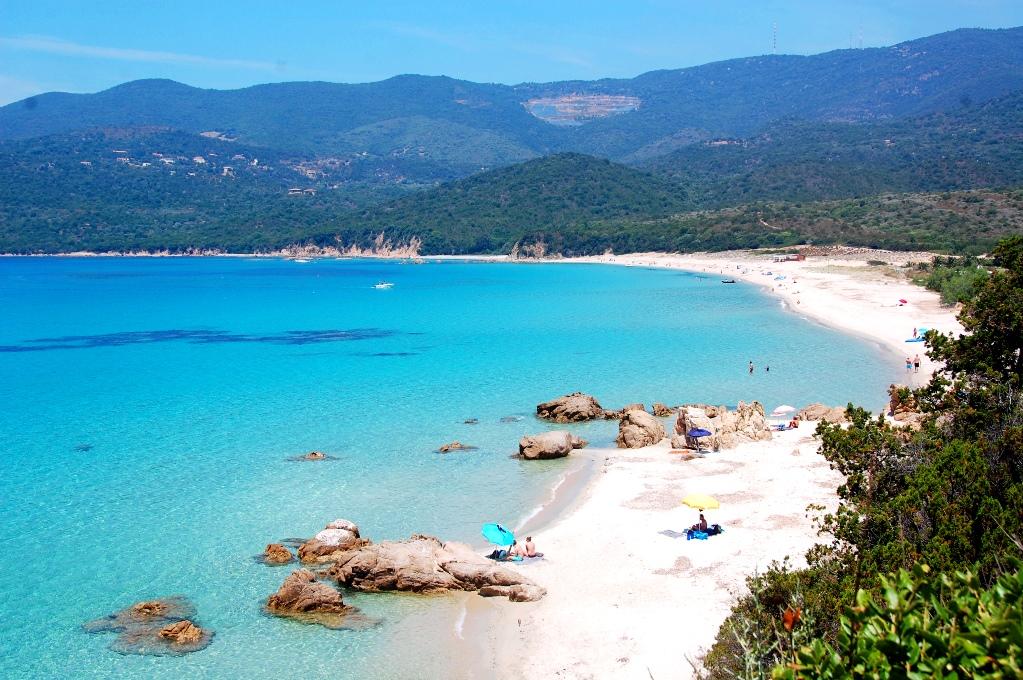 """Om vi ska utse en """"vinnare"""" från Europaresan så blir det Korsika"""