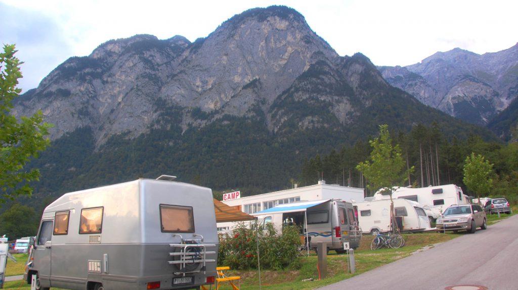 Camping Kranebitten Innsbruck