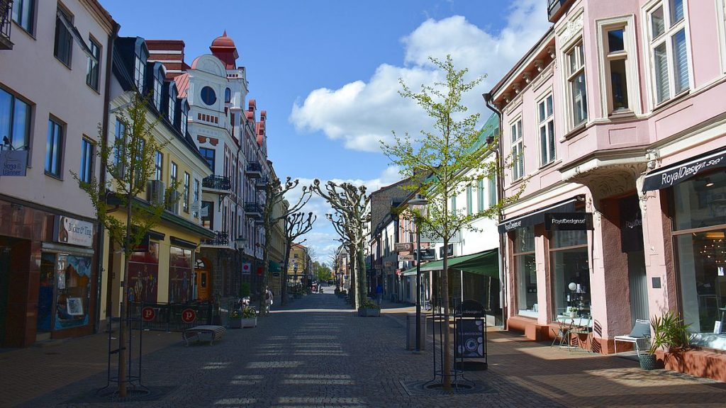 Se och göra i Kristianstad