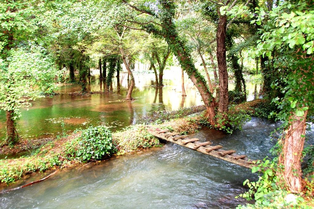 Krka National park i Kroatien