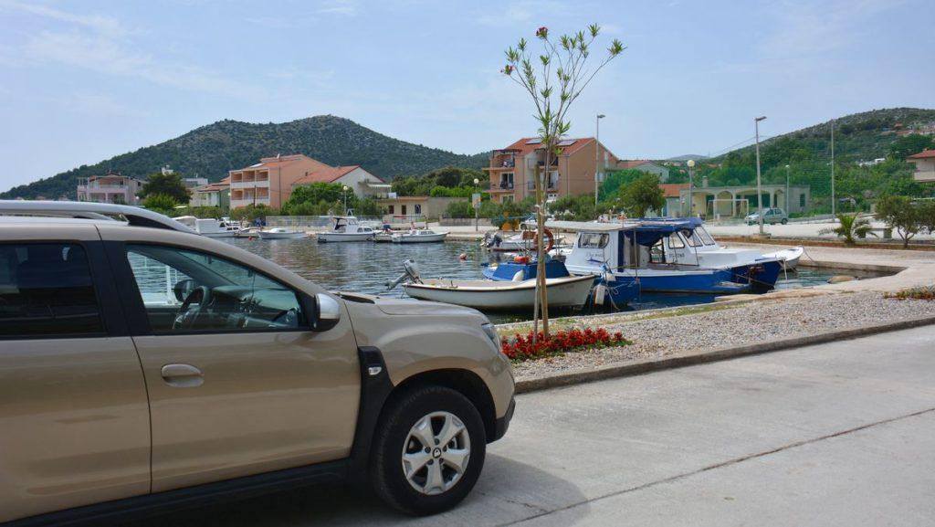 Resa till Zadar med hyrbil