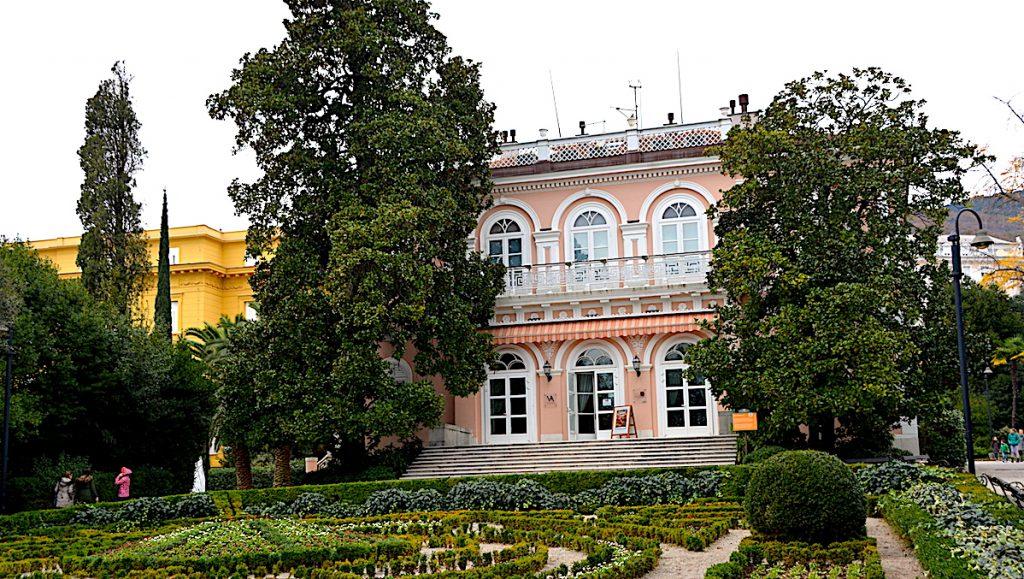 Angiolina Villa i Opatija