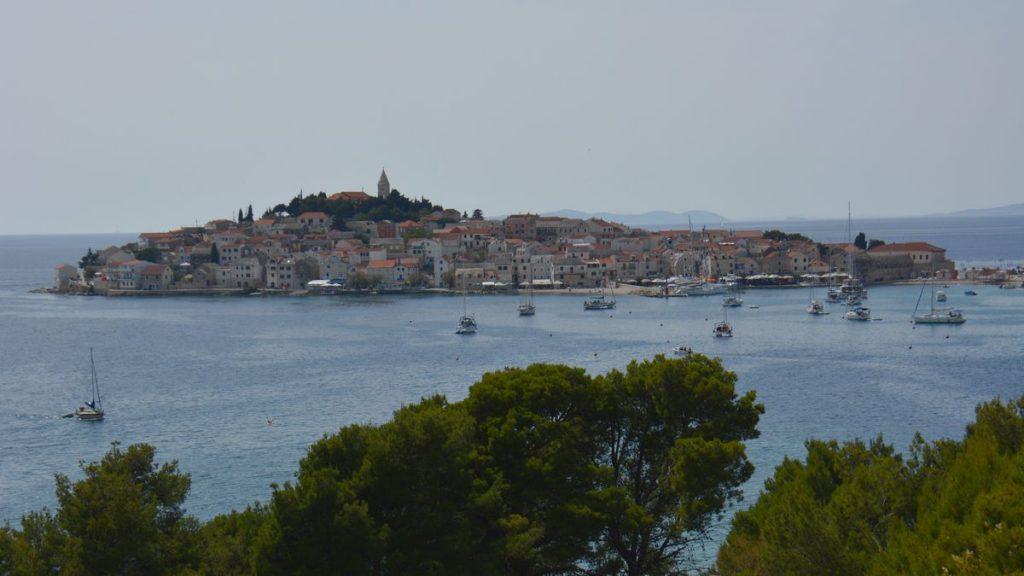 Kroatiska kusten