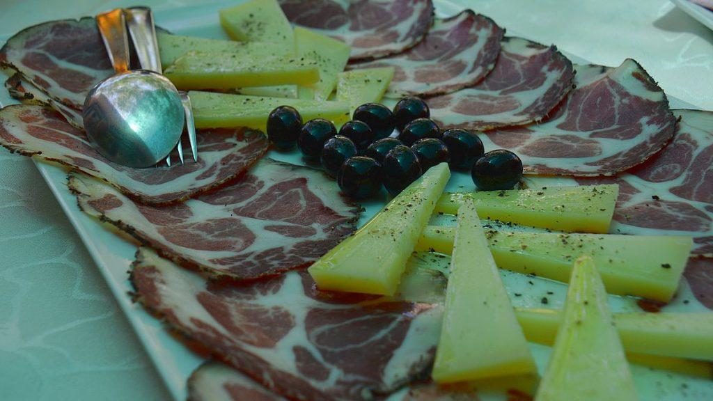 Vad äter man i Kroatien? - lokala specialiteter
