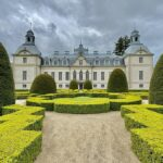 Kronovalls slott – ett vackert vinslott i Skåne