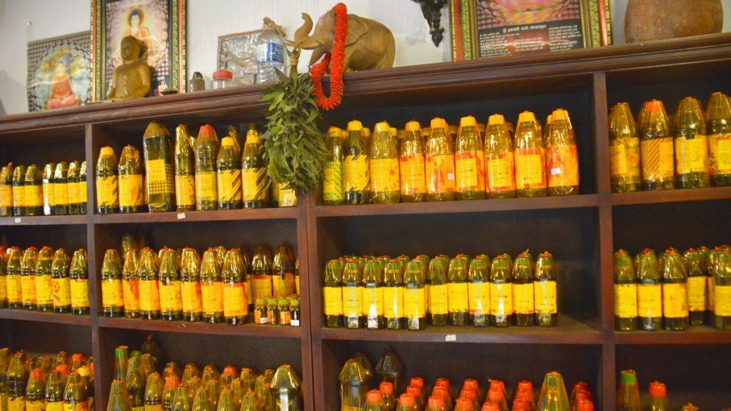 Kryddträdgårdar i Sri Lanka