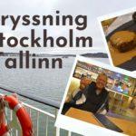 Kryssning Stockholm – Tallinn med Victoria I