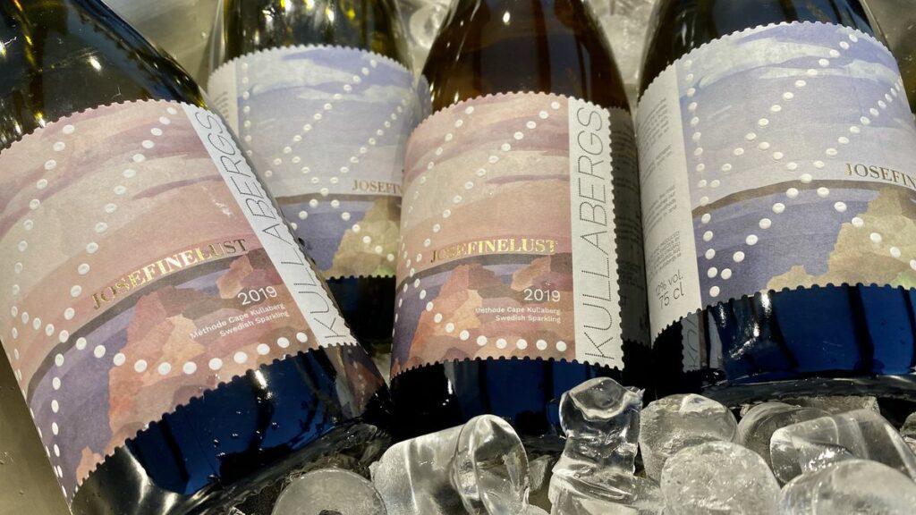 Svenskt vin på svenska vingårdar - Kullaberg