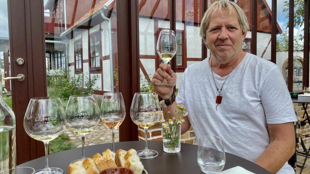 Svenskat vin på svenska vingårdar - Kullaberg