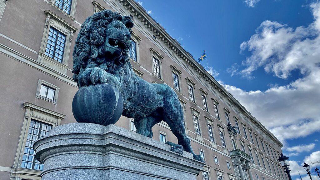 Sevärdheter i Gamla stan - kungliga slottet