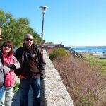 Hos svenskar i Algarve