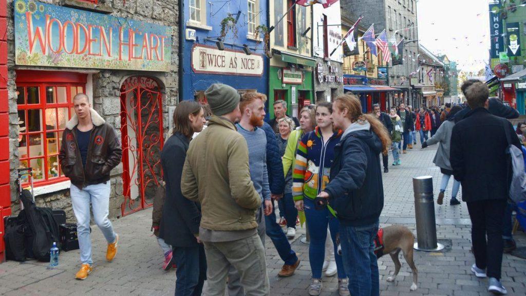 Fakta om Irland - pubar