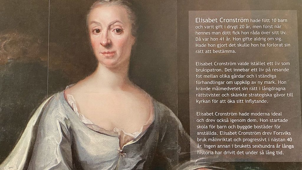 Kvinnohistoria Forsvik