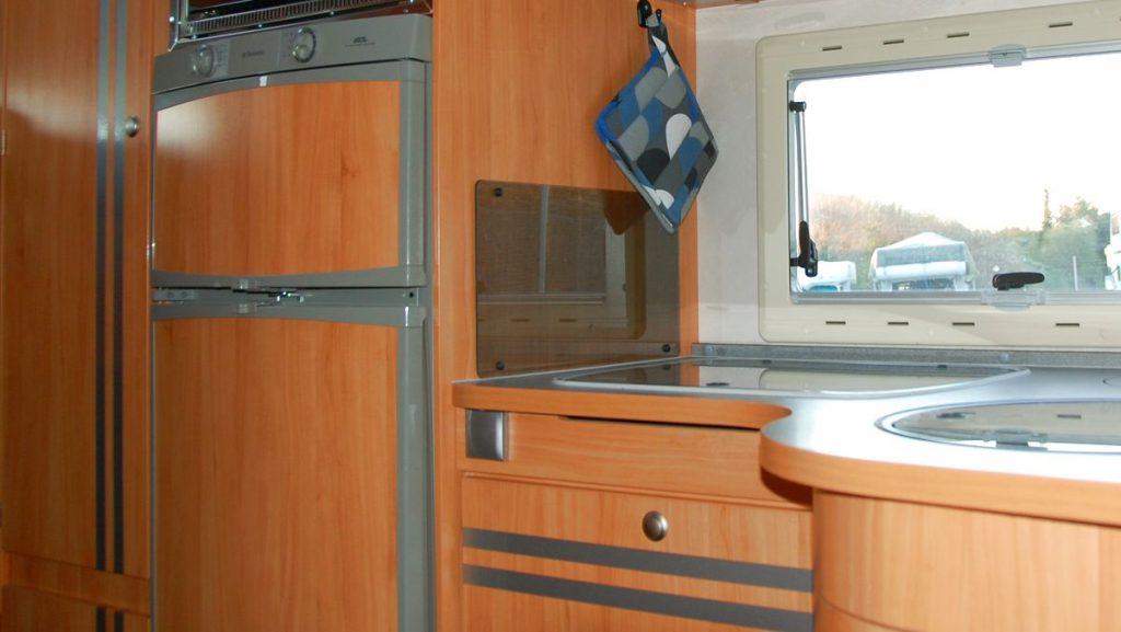 Kylskåp husbil