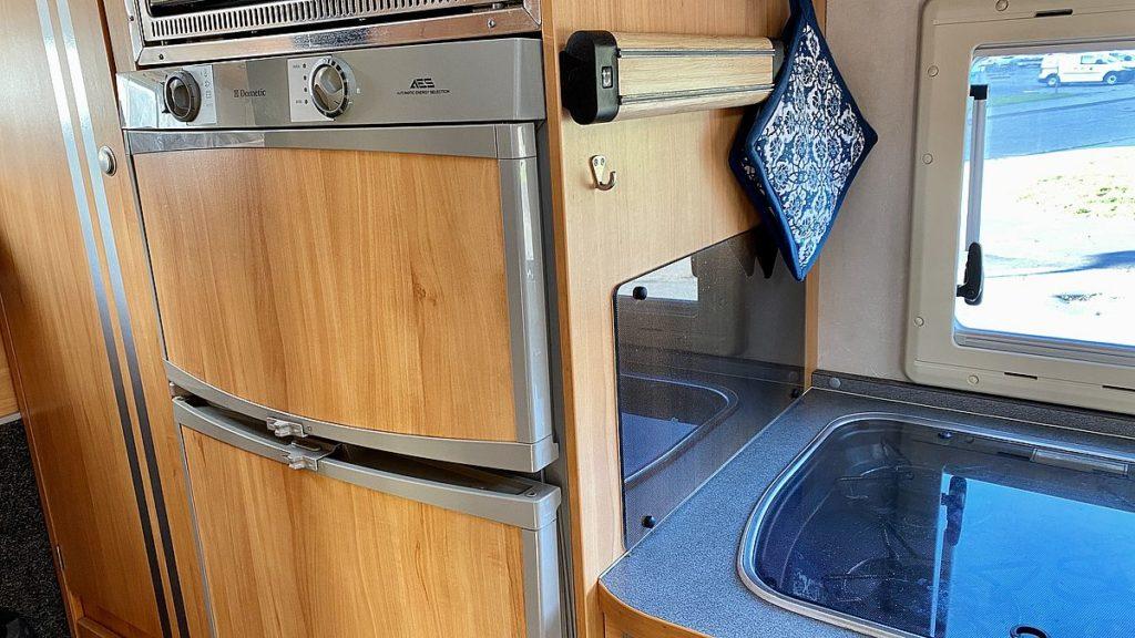 Nya fel på husbilen - kylskåpet funkar inte på gasol