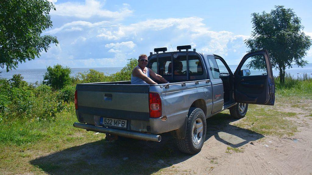 Guidad tur på Kynö i Estland