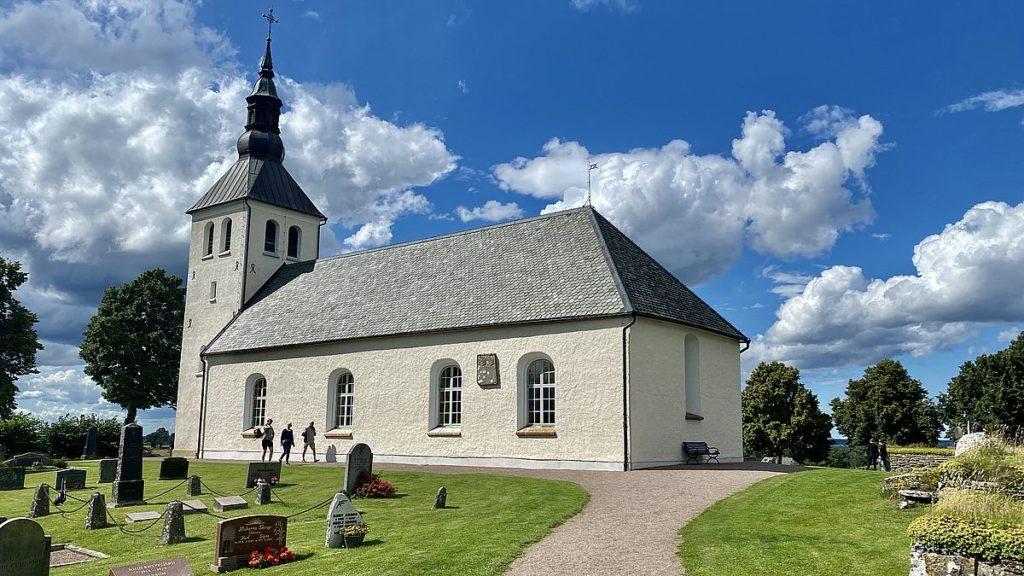 Gudhems kyrka i Gudhem