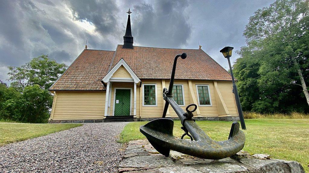 Kyrkan i Grisslehamn
