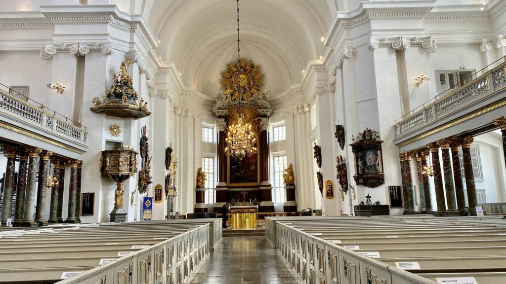 Göra i Kalmar - se domkyrkan
