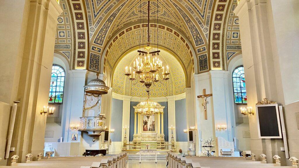 Göra i Landskrona - Sofia Albertina kyrka