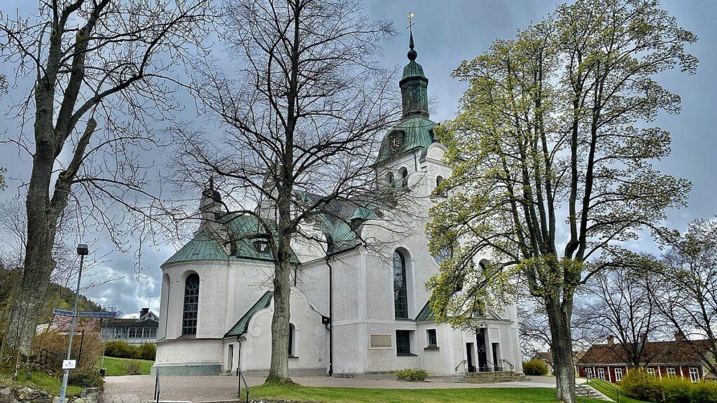 Göra i Gränna - kyrkan