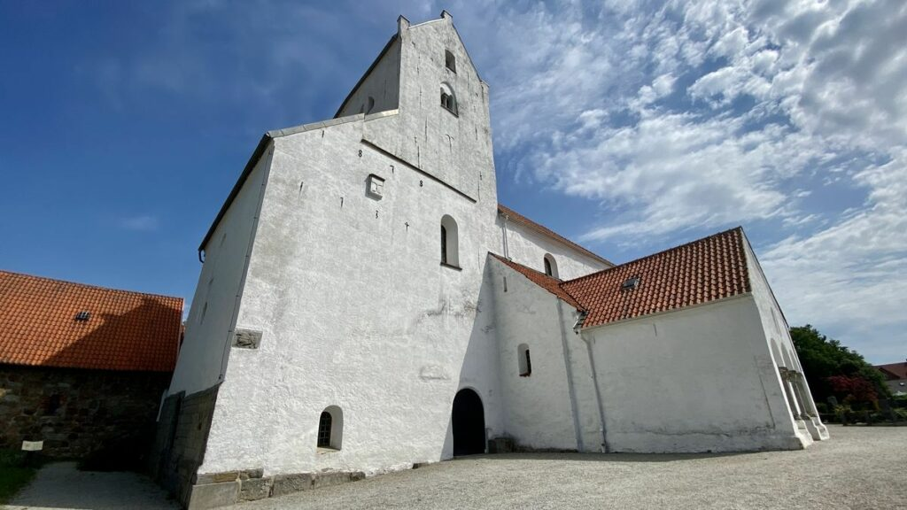 Dalby kyrka - Sveriges äldsta byggnad