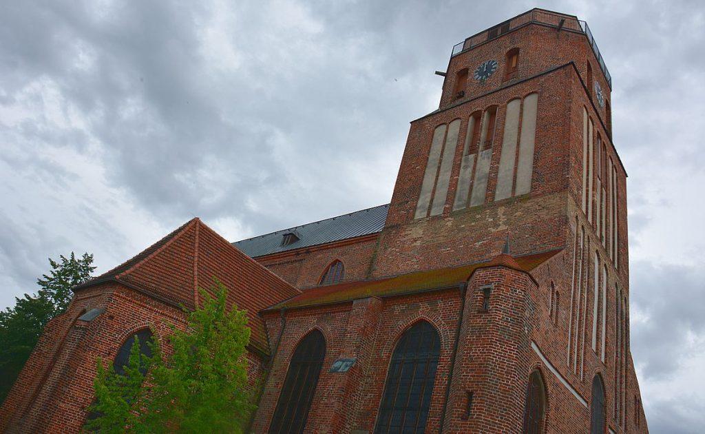 Kyrkan i Wolgast