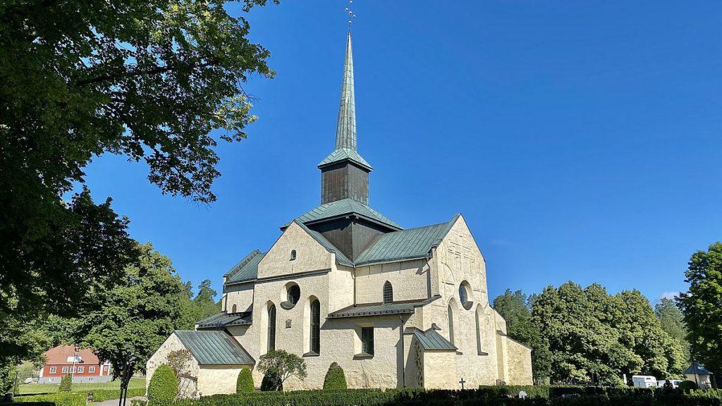 Skällviks kyrka