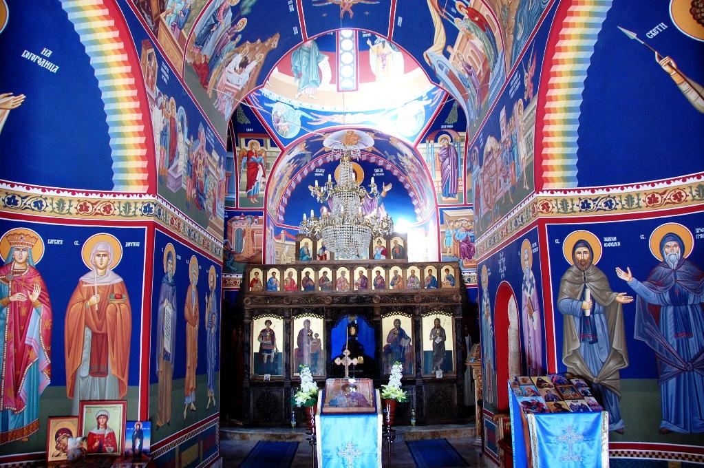 Ortodox kyrka i Kicevo