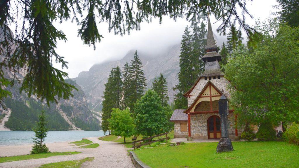 Kapell Lago di Braies