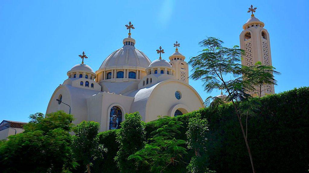 Kyrka i Sharm el Sheikh