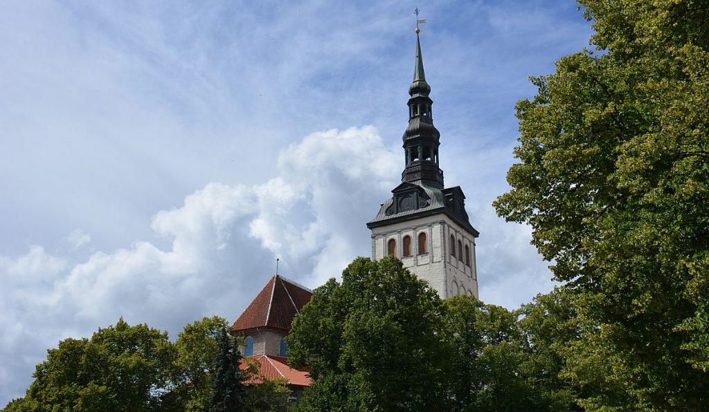 Kyrka Tallinn