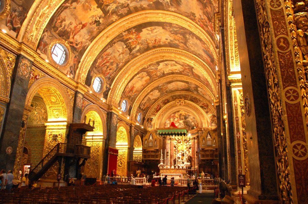 kyrka valletta