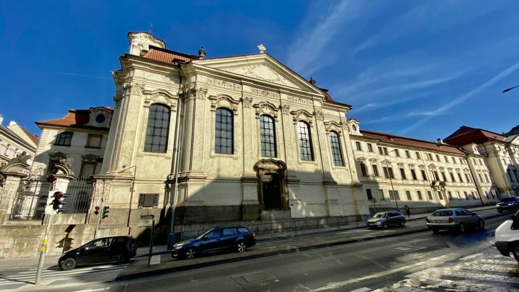 Sankt Kyrillos och Sankt Methodios kyrka