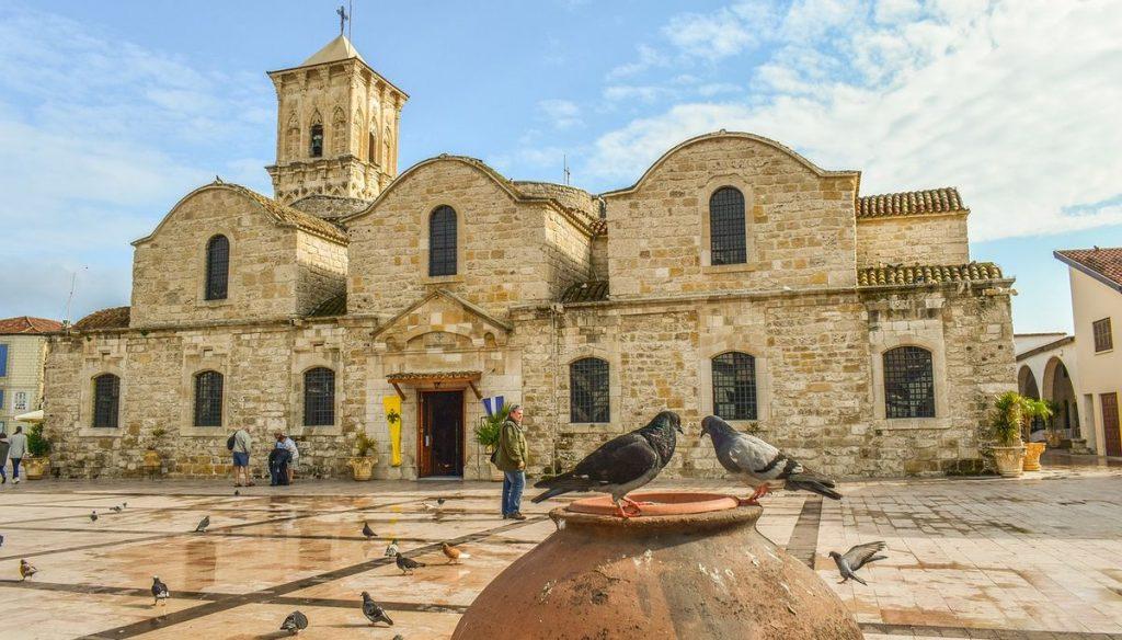 Semester på Cypern i Larnaca