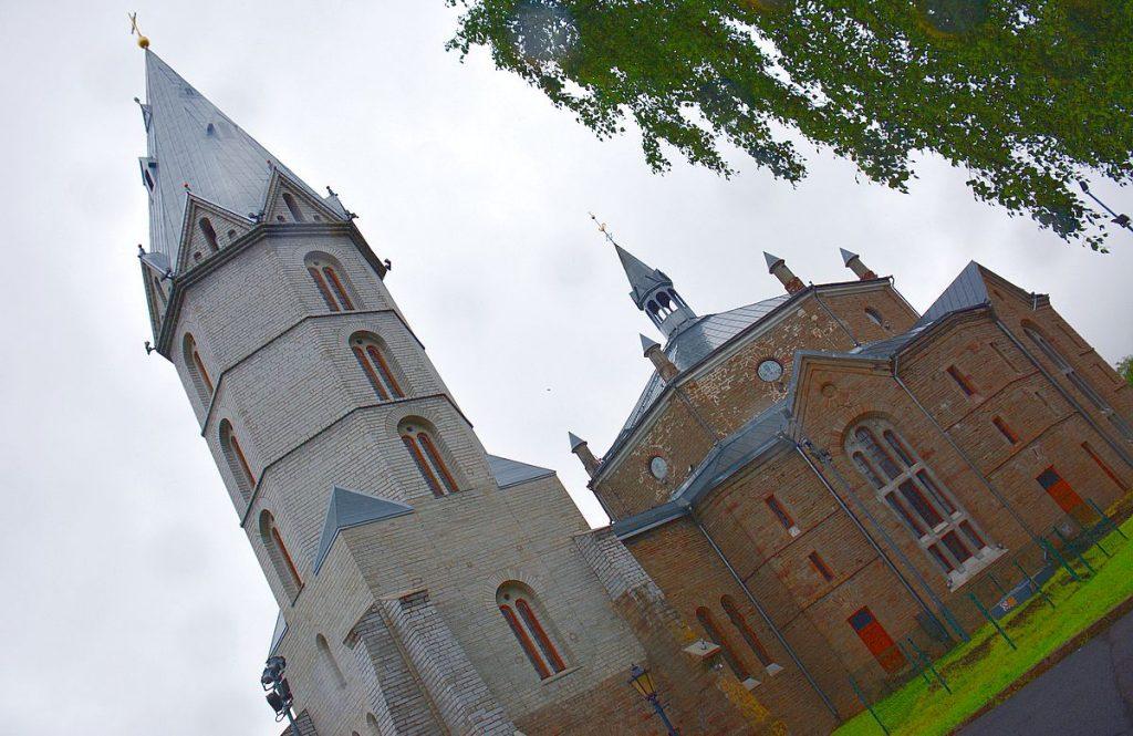 Alexanderkatedralen i Narva i Estland