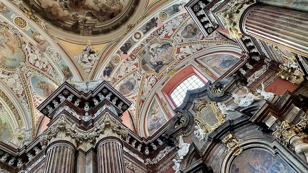 St Stanislavs kyrka i Poznan