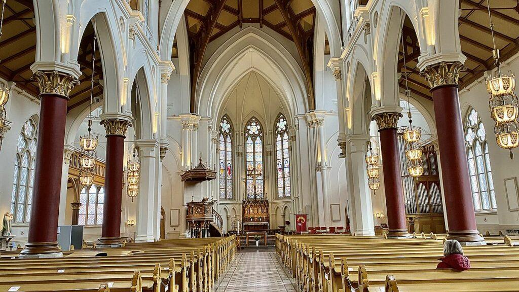 Göra i Jönköping - Sofiakyrkan