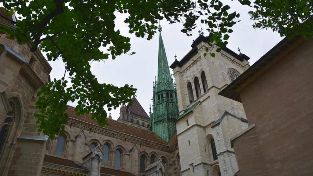 Kyrkor Geneve