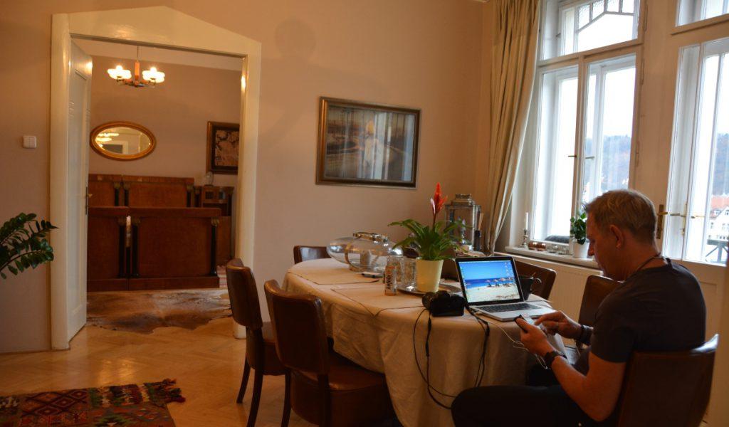 Hyra lägenhet Prag